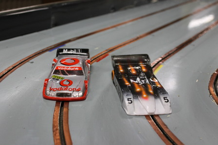 1/32nd Circuit Cars